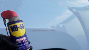 WD40 for your car and truck
