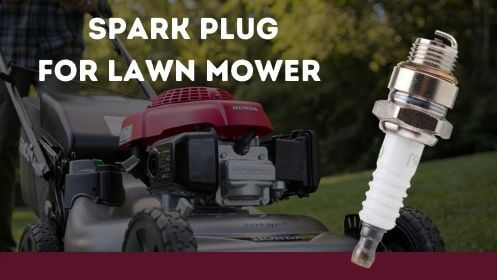 Spark Plug for Lawn Mower