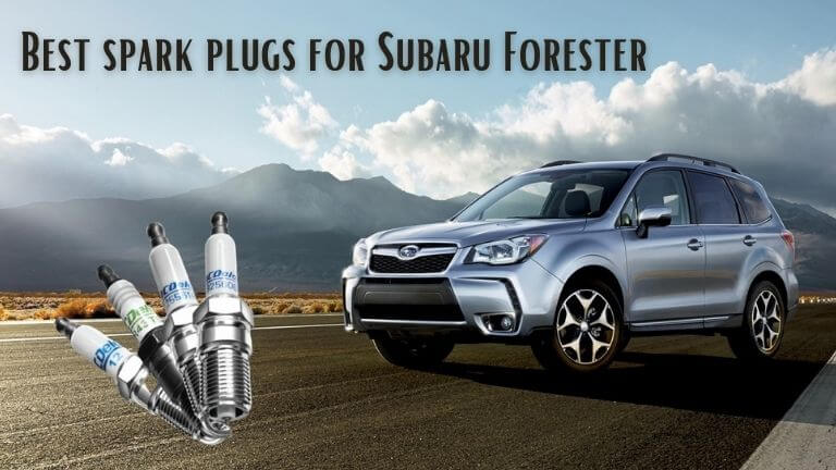 Best spark plugs for Subaru Forester
