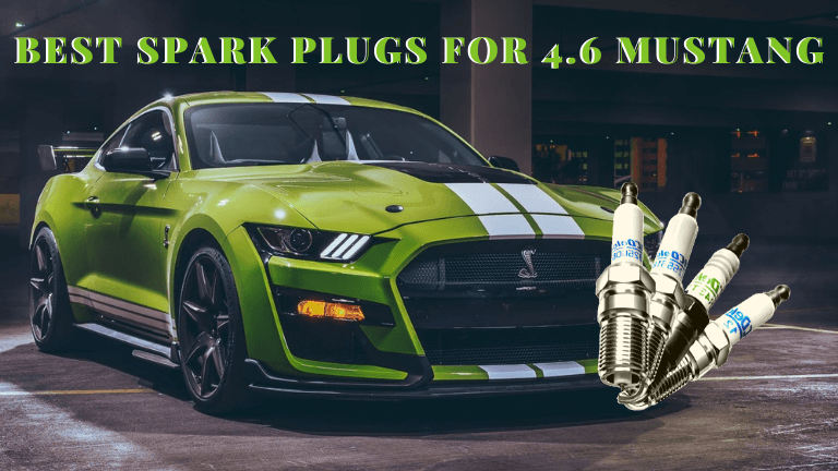 Best spark plugs for 4.6 Mustang