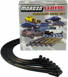 Moroso Spark plug wire