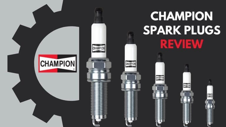 Champion Spark Plugs review