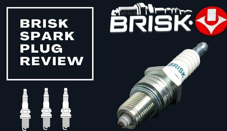 Brisk Spark Plug review