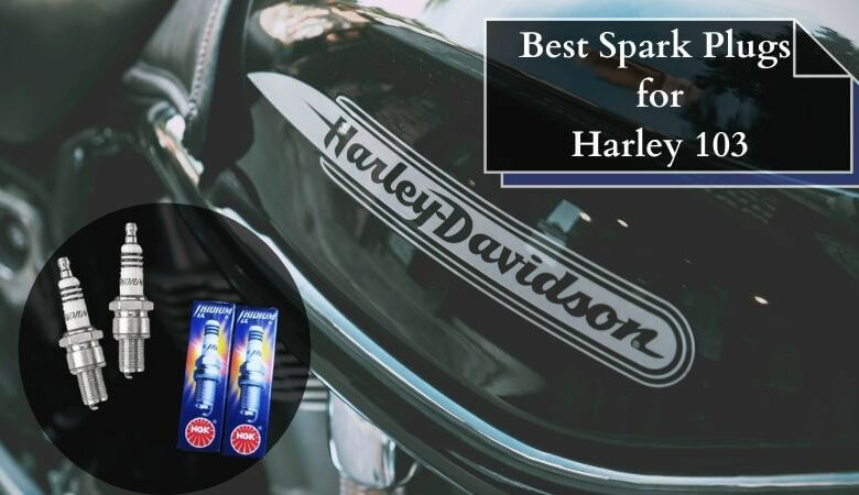 Best spark plugs for Harley 103