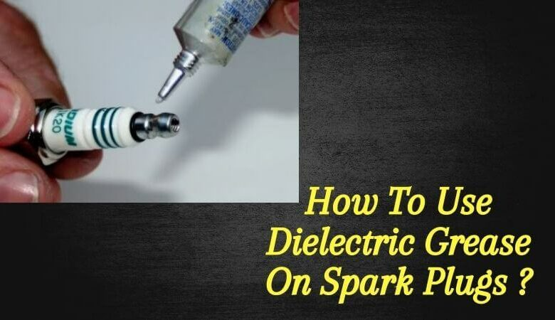 How To Use Dielectric Grease On Spark Plugs (1)