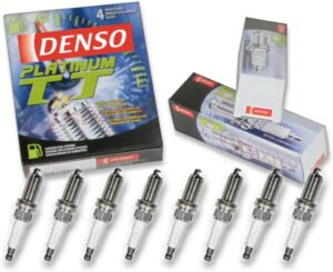 Denso Platinum TT Spark Plug – 8 pieces