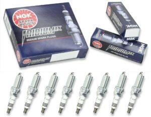 NGK Iridium IX Spark Plugs – 8 pieces