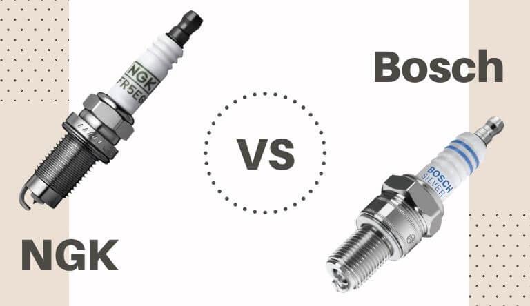 NGK Vs Bosch Spark Plugs
