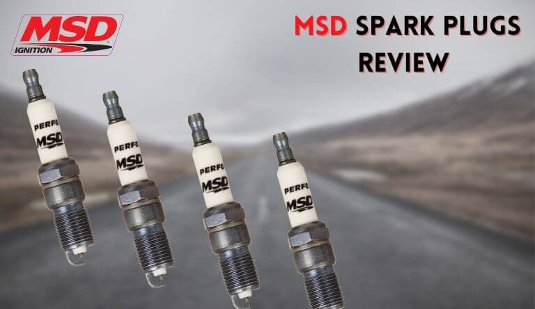 MSD Spark Plugs Review